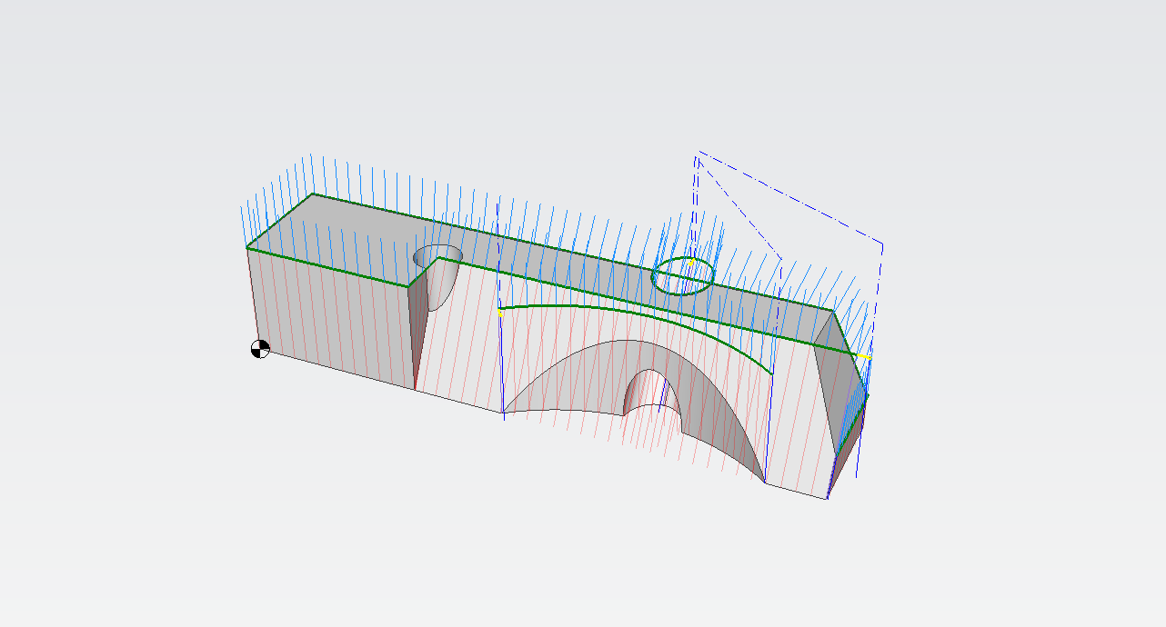 New and improved features on our 3D5X bevel module. You will see features like sketch planes, fixtures and much more.